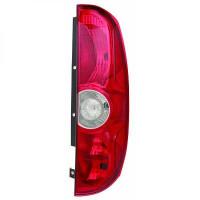 Feu arrière gauche pour modèles hayon arrière FIAT DOBLO (263) de 2010 à 15 - OEM : 51830565