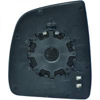 Miroir de rétroviseur coté droit (pour option dégivrant) FIAT DOBLO (263) de 2010 à 15