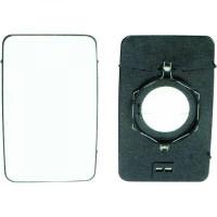 Miroir (convexe) de rétroviseur réversible droit ou gauche IVECO DAILY 3 de 00 à 06 - OEM : 500371327