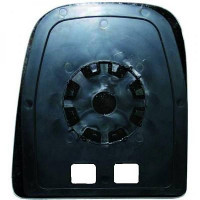 Miroir (convexe) de rétroviseur coté droit IVECO DAILY 4 de 06 à 11 - OEM : 3801927