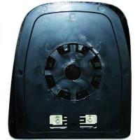 Miroir (convexe) de rétroviseur coté gauche IVECO DAILY 4 de 06 à 11 - OEM : 3801927