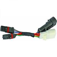 Câblage, rétro-extérieur pour référence: 3494227 IVECO DAILY 4 de 06 à 11