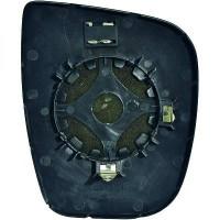 Miroir de rétroviseur coté droit (pour option dégivrant) BERLINGO / PARTNER (B9) de 2012 à >> - OEM : 1608181380