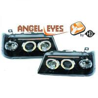 Set de deux phares principaux H1/H1 manuel PEUGEOT 205 de 90 à >