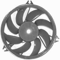 Ventilateur refroidissement du moteur avec climatisation PEUGEOT 206 de 98 à 02 - OEM : 125392