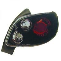 Kit de feux arrières noir PEUGEOT 206 de 00 à >>
