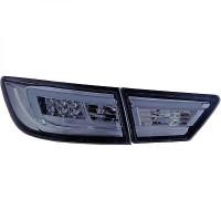 Kit de feux arrières version LED teinté RENAULT CLIO 4 de 2013 à 16