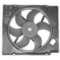 Ventilateur refroidissement du moteur RENAULT SCENIC 1 de 09 à 03 - OEM : 7701051497
