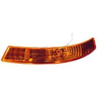 Feu clignotant droit orange RENAULT TRAFIC 2 / NISSAN PRIMASTAR de 01 à 06 - OEM : 8200007030