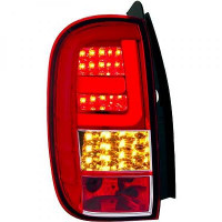 Kit de feux arrières blanc/rouge DACIA DUSTER de 2011 à >>