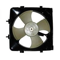Ventilateur condenseur de climatisation HONDA CIVIC 5 (EG, EH) de 92 à 95 - OEM : 80152SR3013