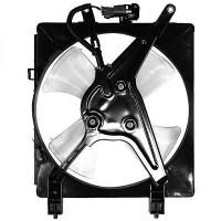 Ventilateur condenseur de climatisation HONDA CIVIC 7 de 01 à 05 - OEM : 38616PMMA01