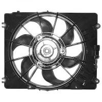 Ventilateur refroidissement du moteur Longueur [mm]: 300 HONDA JAZZ de 02 à 08