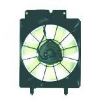 Ventilateur condenseur de climatisation HONDA CR-V de 02 à 06 - OEM : 80161SAA003