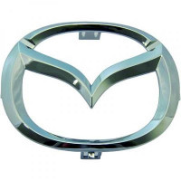 Emblème logo MAZDA 2 de 03 à 07 - OEM : DD3251731