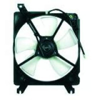 Ventilateur condenseur de climatisation MAZDA MX5 de 99 à >> - OEM : B6MC15035