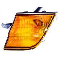 Feu clignotant gauche orange NISSAN MICRA 3 (K12) de 02 à 05 - OEM : 26135AX600