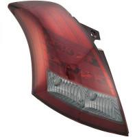 Kit de feux arrières teinté rouge SUZUKI SWIFT 4 de 2010 à >>