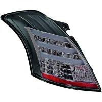 Kit de feux arrières teinté noir SUZUKI SWIFT 4 de 2010 à >>