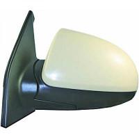 Rétroviseur extérieur gauche convexe KIA PICANTO (BA) de 08 à 10 - OEM : 87610-07158