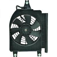 Ventilateur condenseur de climatisation KIA RIO 1 (DC) de 00 à 05 - OEM : OK30C61710D