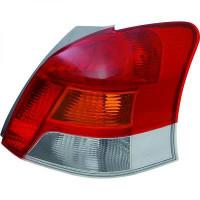 Feu arrière droit rouge TOYOTA YARIS (P9) de 09 à 11 - OEM : 81551-0D250