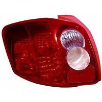 Feu arrière gauche sans porte-lampe TOYOTA AURIS (E15) de 07 à 10 - OEM : 81561-02380