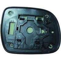 Miroir (convexe) de rétroviseur coté gauche TOYOTA HILUX de 05 à 11