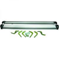 Marche-pied latéral Aluminium TOYOTA HILUX de 04 à 10