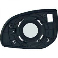 Miroir (convexe) de rétroviseur coté gauche HIUNDAI I20 de 08 à >> - OEM : 876111J000