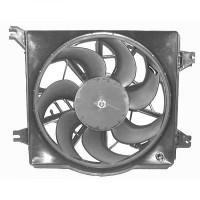 Ventilateur refroidissement du moteur HYUNDAI PONY de 94 à 99 - OEM : 9773722000