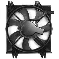 Ventilateur condenseur de climatisation HYUNDAI ACCENT 2 (LC) de 99 à 06 - OEM : 9778625100