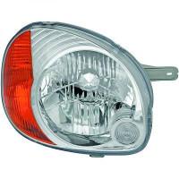 Phare principal droit HYUNDAI ATOS (MX) 01-04 marque DEPO à réglage électrique