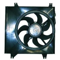 Ventilateur refroidissement du moteur sans climatisation HYUNDAI ATOS (MX) de 04 à 08 - OEM : 253862D000