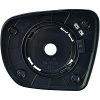 Miroir de rétroviseur coté gauche (dégivrant) HYUNDAI IX35 de 2010 à >> - OEM : 876112S230