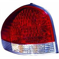 Feu arrière gauche blanc HYUNDAI SANTA Fé 1 (SM) de 00 à 06 - OEM : 92410-26510