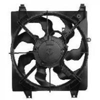 Ventilateur refroidissement du moteur HYUNDAI SANTA Fé 2 (CM) de 06 à 09 - OEM : 253802B000