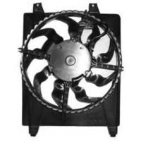 Ventilateur condenseur de climatisation HYUNDAI SANTA Fé 2 (CM) de 06 à 10 - OEM : 977302B100