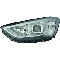 Phare principal gauche LED HYUNDAI SANTA Fé 3 (DM) de 2012 à >>