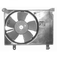 Ventilateur condenseur de climatisation DAEWOO LANOS de 97 à >> - OEM : DA50002
