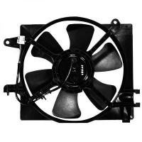 Ventilateur refroidissement du moteur Diamètre [mm]: 320 modèle avec clim DAEWOO MATIZ de 01 à 05 - OEM : 734012370