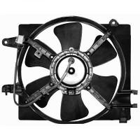 Ventilateur refroidissement du moteur Diamètre 1/diamètre 2 [mm]: 300 DAEWOO MATIZ de 01 à 05 - OEM : 96611266