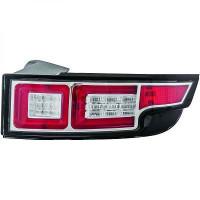 Kit de feux arrières chrome LAND ROVER RANGE EVOQUE (LV) de 2012 à >>
