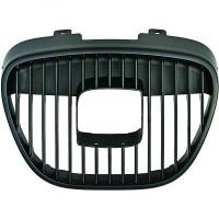 Grille de calandre chrome/noir SEAT IBIZA 4 (6L1) de 02 à 08 - OEM : 6L0853667A01C