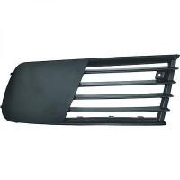 Grille de pare chocs coté droit (sans antib) SEAT IBIZA 4 (6L1) de 02 à 05 - OEM : 6L0853665K9B9