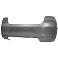 Pare chocs arrière SEAT IBIZA 4 (6L1) de 06 à 08 - OEM : 6L6807421LGRU