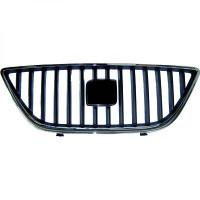 Grille de calandre chrome/noir SEAT IBIZA 5 de 08 à 12 - OEM : 6J08536519B9