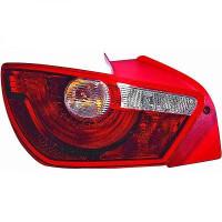 Feu arrière gauche Valeo SEAT IBIZA 5 de 08 à 12 - OEM : 6J3945095F