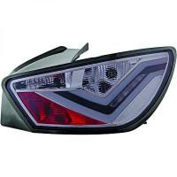 Kit de feux arrières teinté SEAT IBIZA 5 de 08 à 12