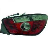 Kit de feux arrières version LED noir SEAT IBIZA 5 de 08 à 12